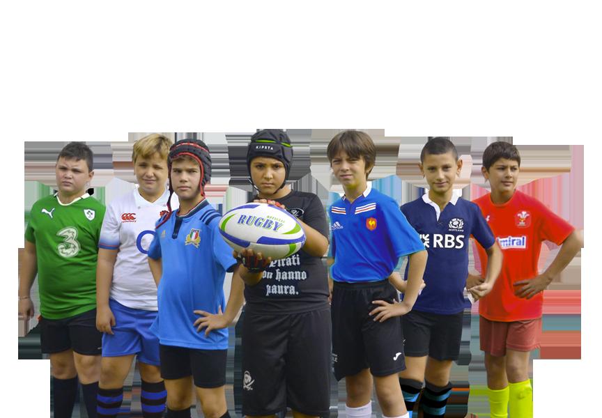 Calendario Tornei Minirugby 2020.Minirugby 6 Nations 18 19 Aprile 2020 Pirati Rugby