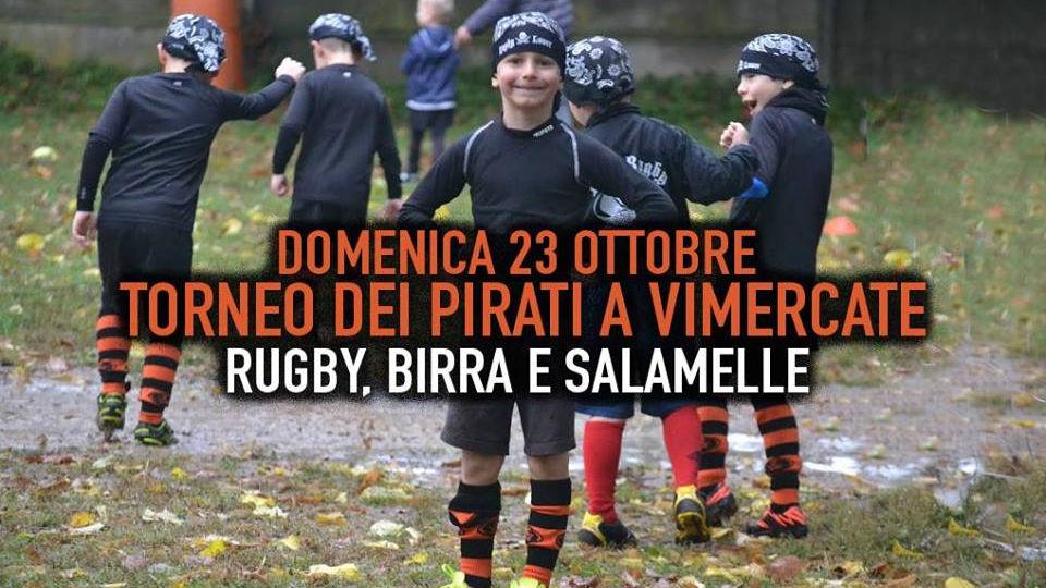 Torneo dei Pirati - 23 ottobre 2016